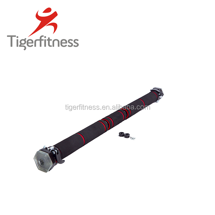 cheap door gym exercise bar with logo