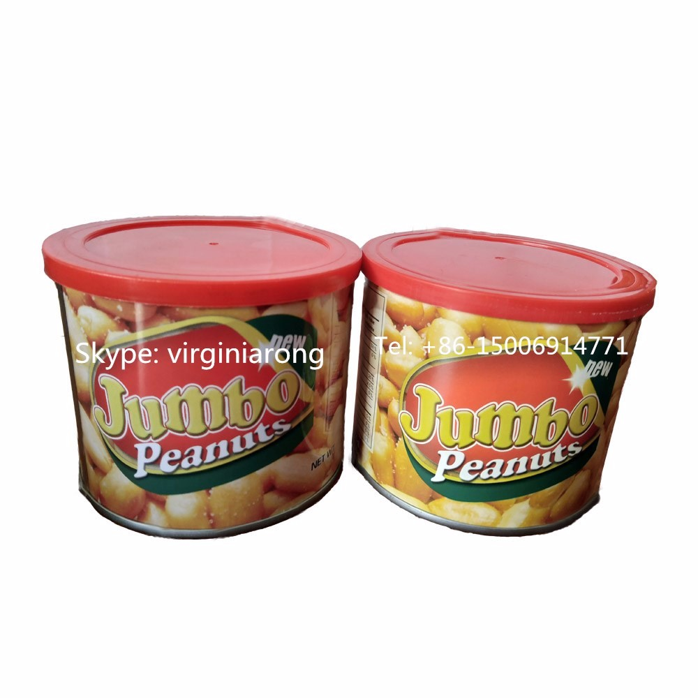 High Quality Roasted Salted Peanut Kernels 150g In Tins