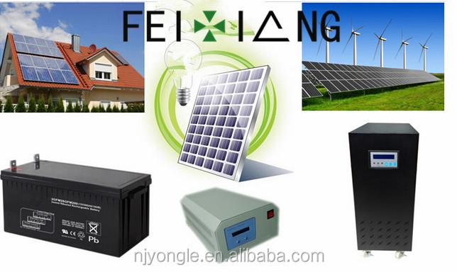 China Supplier Solar Panel Kit,100kw Solar Panel Price