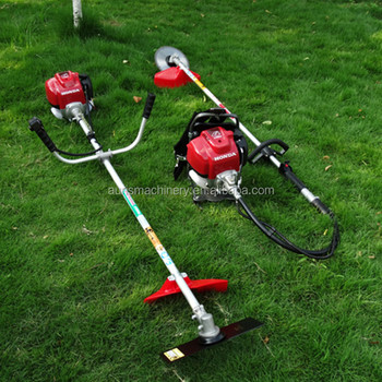 Small Backpack Type Gasoline Engine Grass Cutting Cutter Machine For