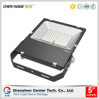 New product super slim CE RoHS 8000 lumens 80w led floodlight led flood light
