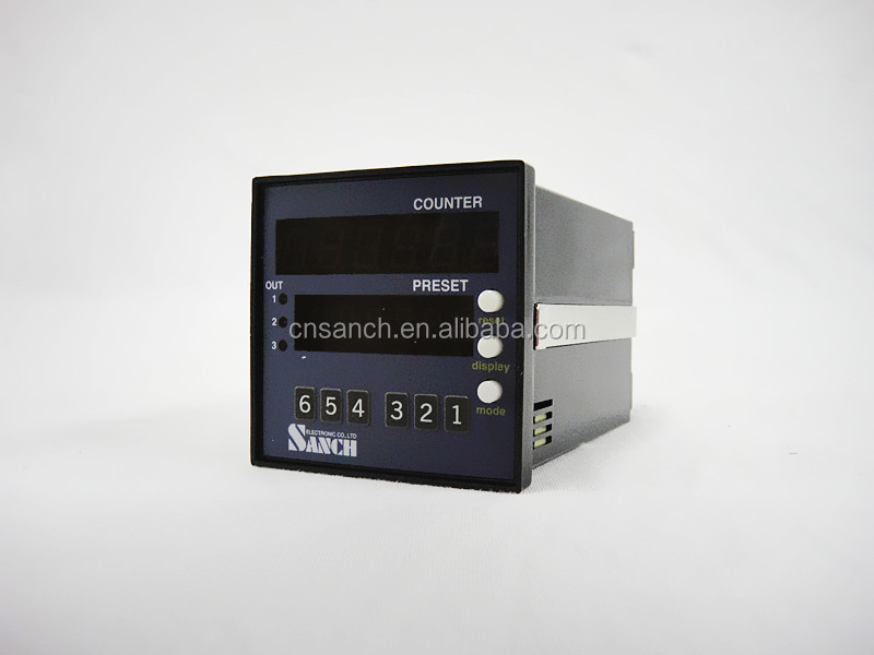 SANCH CU-63K economic high performance 6 Digital cable length measurement