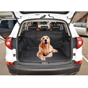 Back Seat Car Covers Pet Hammock Dog Mat For Leather Seats
