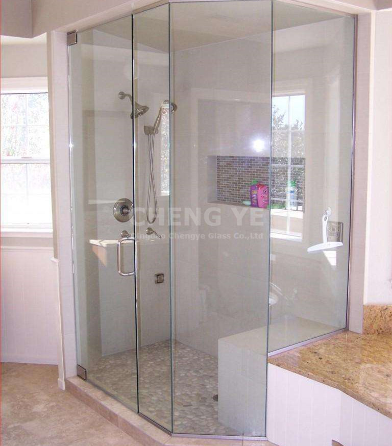 Glass Price Per Square Meter Wholesale Glass Prices Suppliers Alibaba - Cost of bathroom glass partition