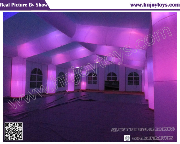 Led Light Outdoor Large Inflatable Tents For Event Prices For Sale Wedding
