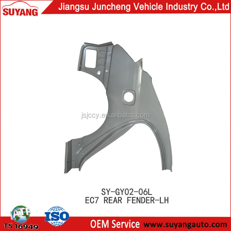 Chinese Car Rear Wings/fender For Geely Emgrand Ec7 Parts