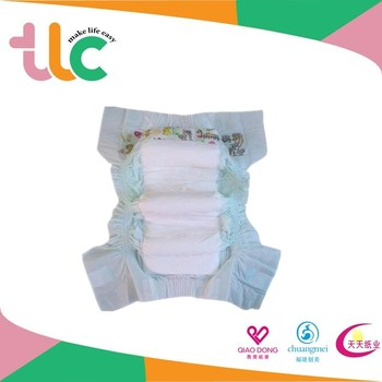 Direct manufacturer cheap baby nappies