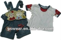 2012 Summer Latest and High quality boy's 2 pcs set ,boy's wear,kid's wear