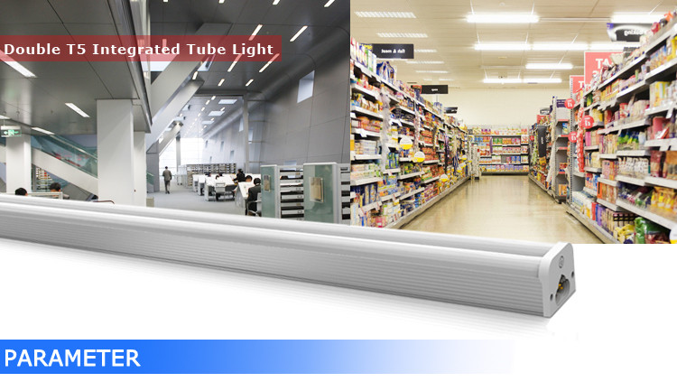 8ft 60w Etl Dlc Ul Intertek T5 Led Retrofit Tube Fixtures