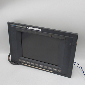 Okuma OSP-U100M LCD Monitor PM-600 1911-2950-24-26 used in good condition