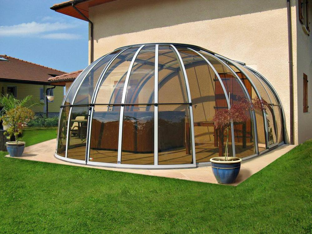 High Quality Outdoor Transparent Garden Igloo Dome Tent ...