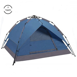 Outdoor Sports Easy Set Up Light Weight Camping Fishing Double Layers Waterproof Hiking Tent