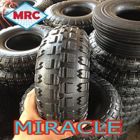 Made in CHINA NEW products solid wheelbarrow tyre/rubber wheel 4.10/3.50-4 with top quality
