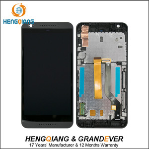 original new replacement lcd touch screen for htc desire 626 lcd