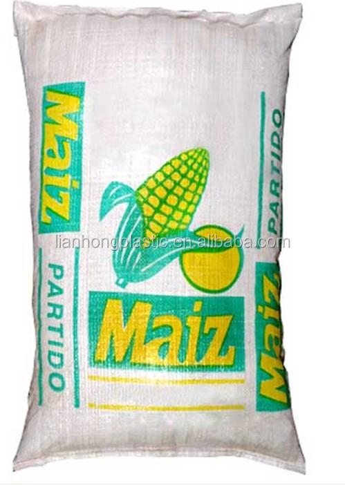 Polypropylene Flour Sack,Food Grade 25kg Bag Dimension,Rice Sack ...