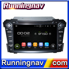7 inch fixed double din car dvd player for HYUNDAI I40, HYUNDAI I40 car dvd player with gps bluetooth radio navigation