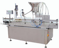 GF Series Liquid Filling and rubber capping Machine