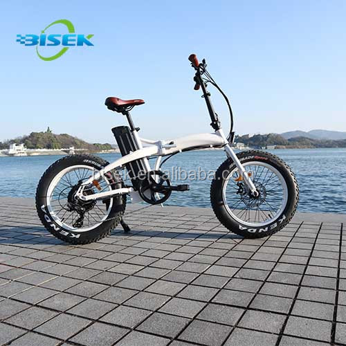 20inch Foldable Fat tyre Electric bike with <strong>CE</strong> EN15194