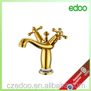 double outlet tap brass faucets instant heating faucet Bathroom Basin faucets made china