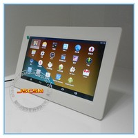 10 inch remote control 1G 8G quad core android digital foto frame wifi