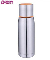 High Grade 400ml Travel Portable Stainless Steel Vacuum Flask Thermos