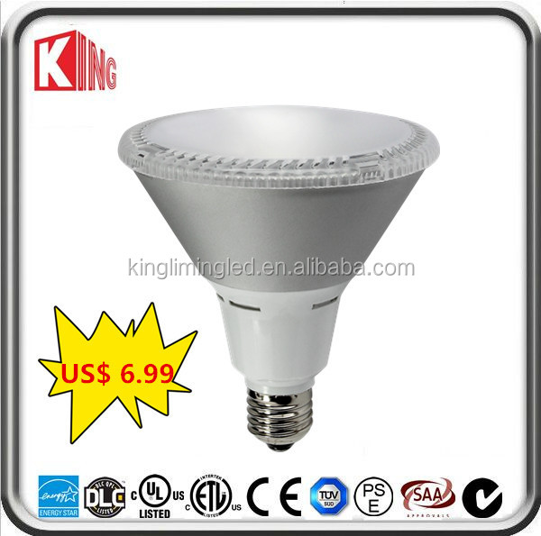 spotlight Led bulb COB Par 20,Par30, Par30L, Par38, 2700K/3000K led Par light with UL and Energy Star