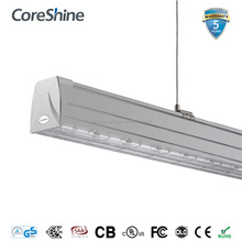 5ft 1.5m 40W smart led linear light fixture trunking system replacement t5 t8