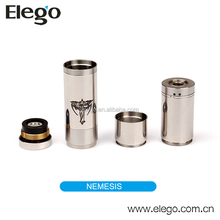 Wholesale nemesis mechanical mod vaporizer pen from elego