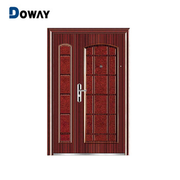 Modern Flat Safety Front Door Designs Simple Double Door Buy