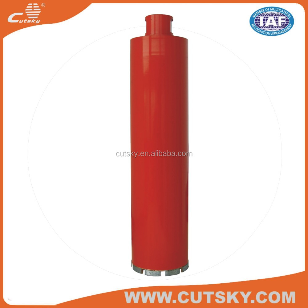 202mm High Quality reinforced concrete diamond drill