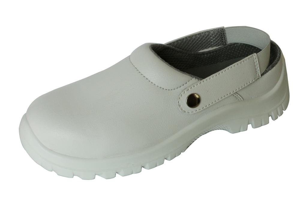 Witte Werkschoenen.Witte Hoge Kwaliteit Dames Veiligheidsschoenen Stalen Neus