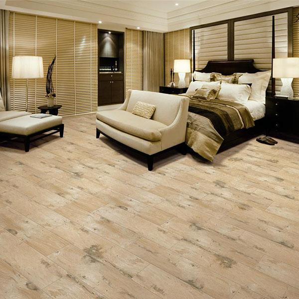 2016 New Trend Inkjet Wooden Design Bedroom Broken Tiles