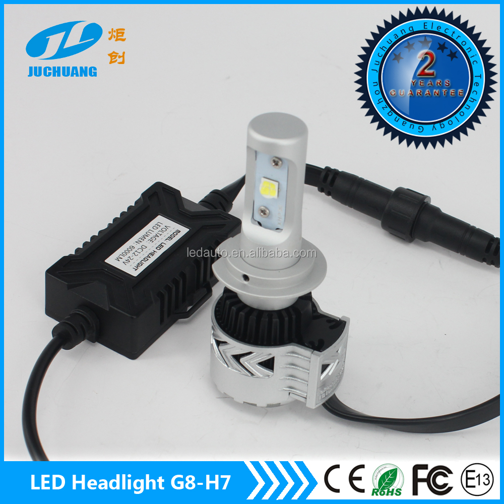 Automobiles & motorcycles 9007 h3 h4 h7 car led headlight