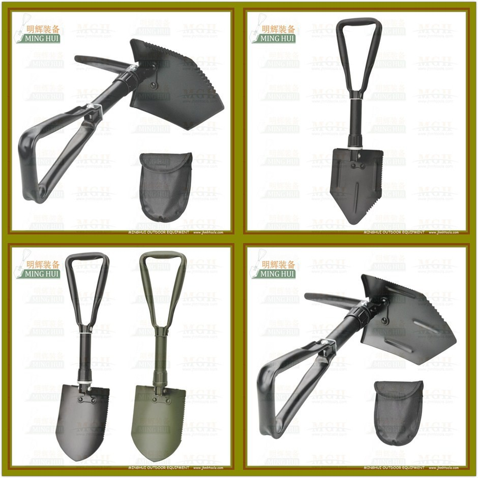 folding shovels for military, garden, camping,military shovel,steel shovel