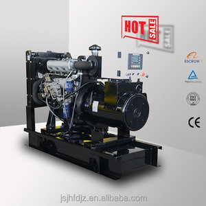 Water cooled type Single phase 15kw diesel generator with Yangdong engine