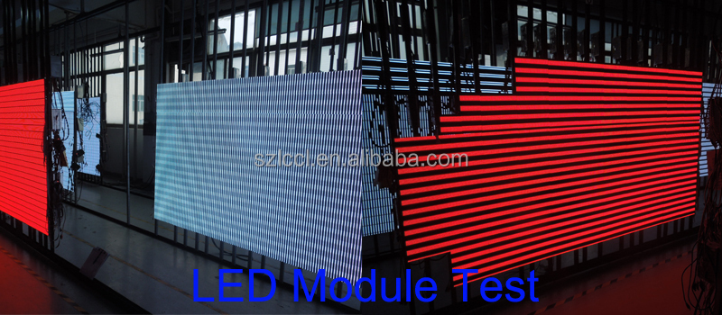 P8 DIP outdoor full color led display module / 256mm*128mm / 1/4scanning / Outdoor led panel