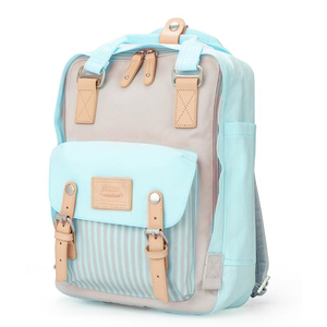 2019 japanese nylon waterproof stylish laptop backpack women girls
