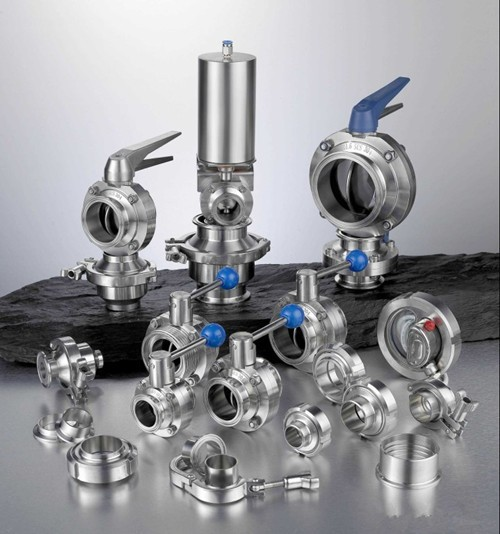 Stainless Steel Control Technology Spill Valves Threaded Ends