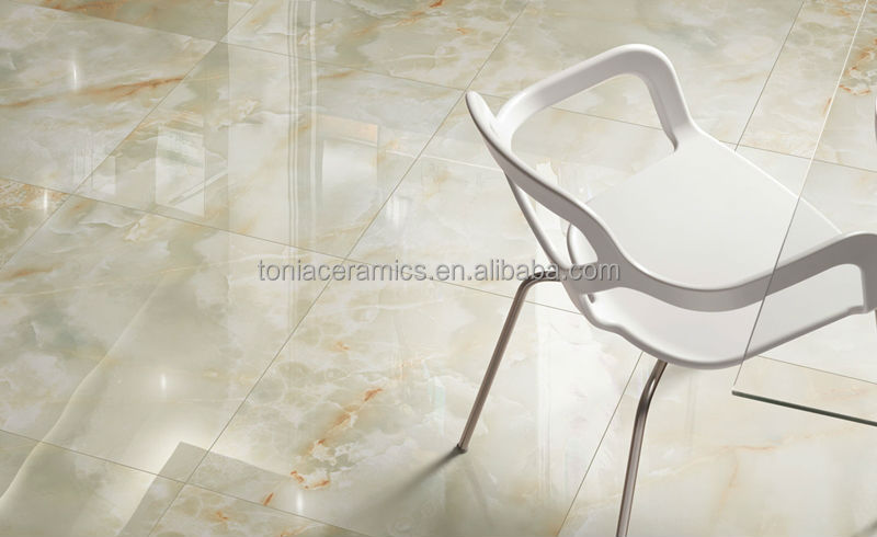 tonia polished glazed porcelain tiles yellow egyptian marble prices flooring tile
