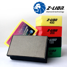 ZLion Electroplated hand pads