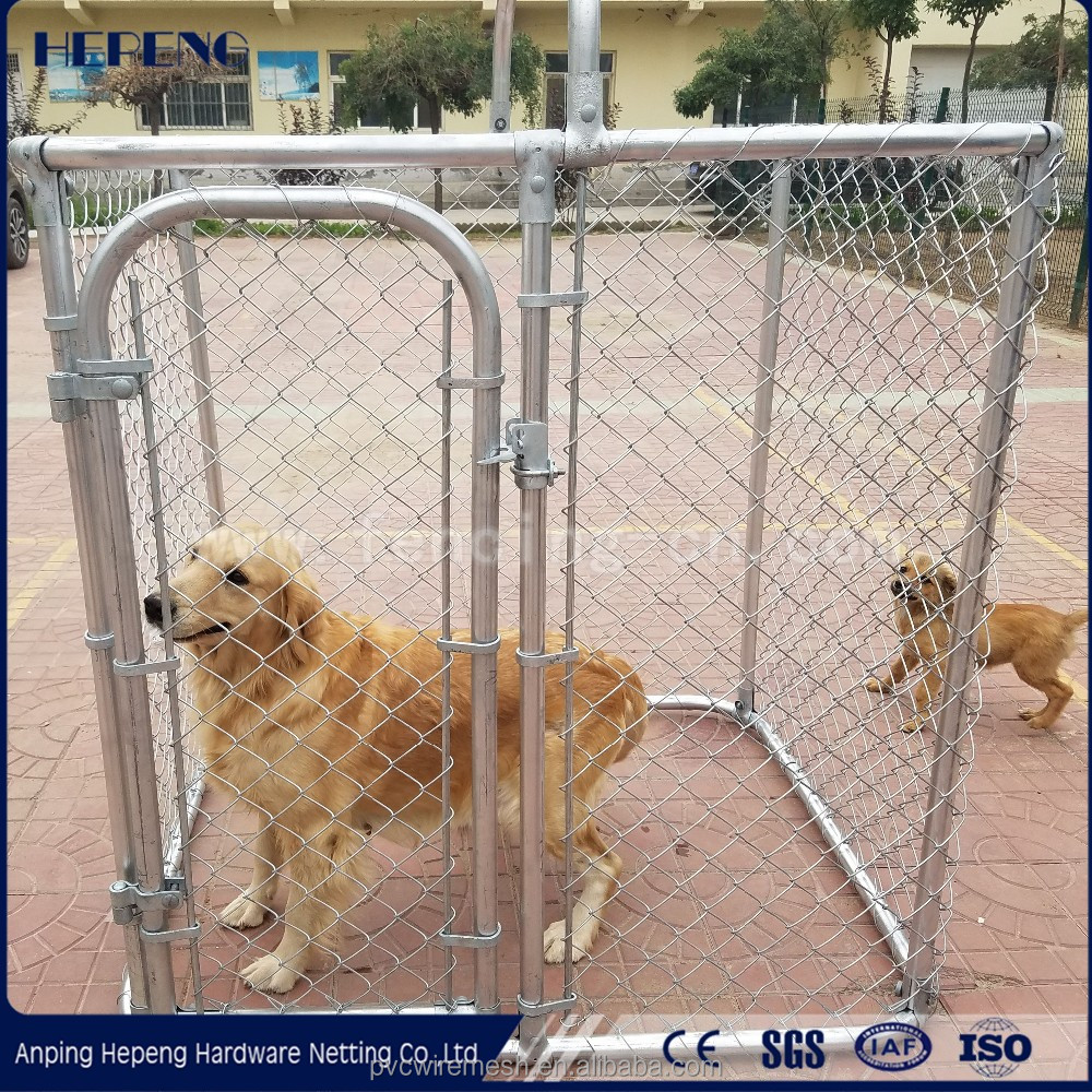 High quality dog kennel fence panel