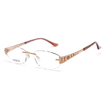 Naturally Rimless Eyeglass Frames Manufacturer - Buy Fancy Eyeglass ...