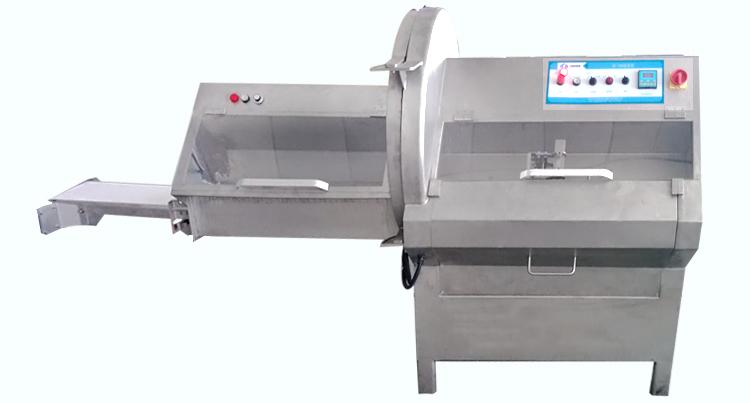 औद्योगिक मांस slicer/हैम सॉसेज स्लाइसर मशीन