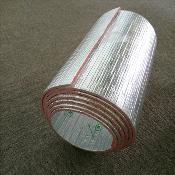 Fireproof Aluminum Foil Backed Insulation Laminated Sheet