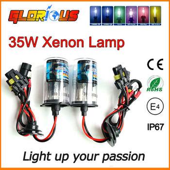 Low Price For Car Headlight 35w H7 6000k Single Beam Light ...