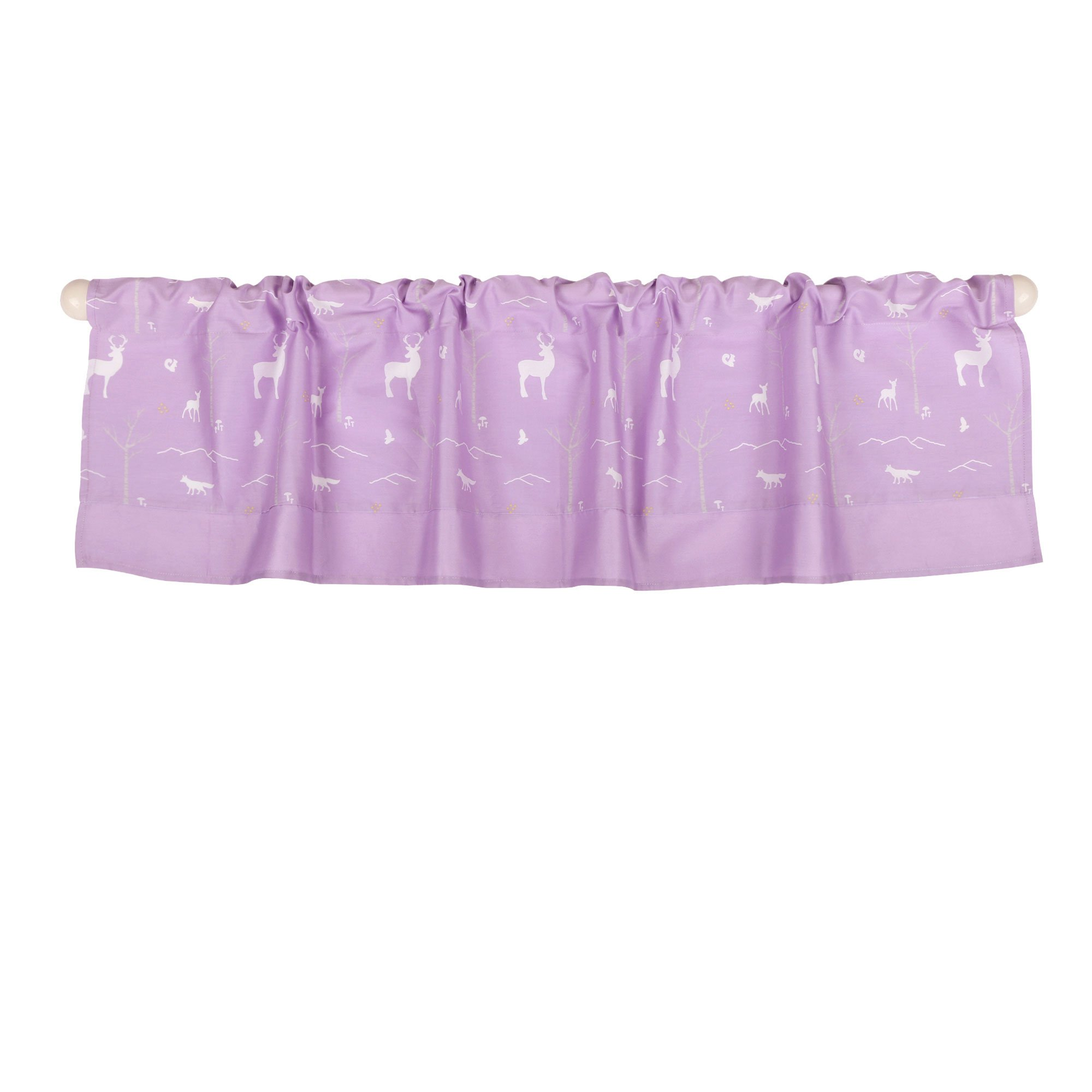 treatment gypsy panel valance p curtain ruffled purple window valances voile sheer