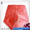 China poly pp tubular mesh bag drawstring