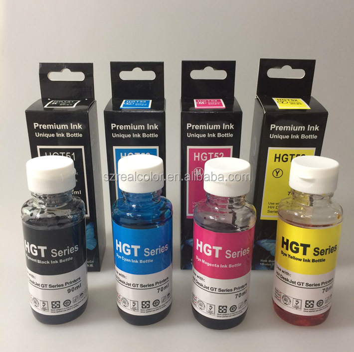 Original printing Anti-uv ink refill 70ml,90ml ink for hp8710 952/953 printer