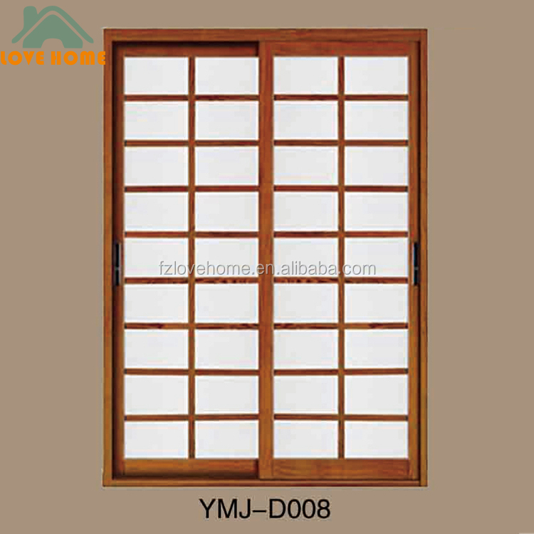 Japanese Simple Design Sliding Glass Wooden Doors Buy Japanese