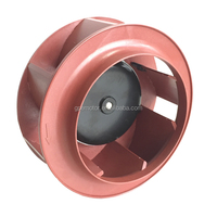 Eco Electrical Small AC DC EC Industrial Centrifugal Fan Price With Plastic Metal High Pressure Single Double Inlet Impeller